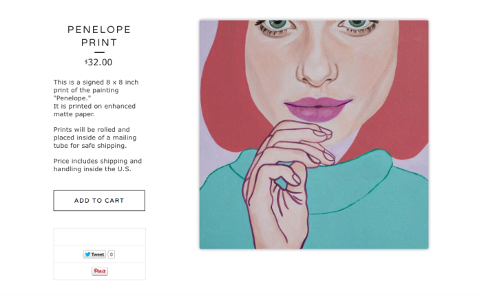 Penelope Prints are now available